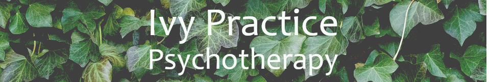 The Ivy Practice – Psychotherapy